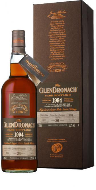 Glendronach Batch 18 1994