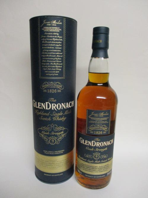 Glendronach Cask Strength Batch 9
