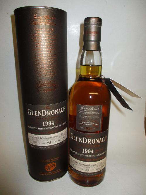 Glendronach 1994 PX Cask Strength