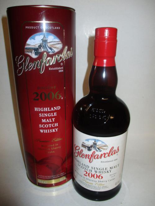 Glenfarclas 2006 Premium Edition