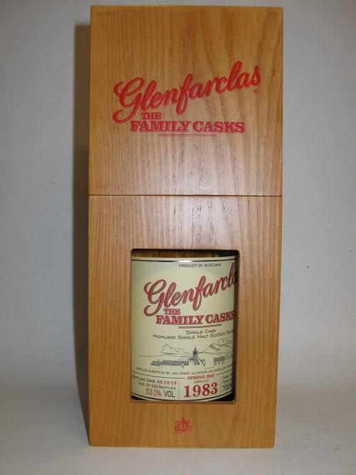 Glenfarclas Family Cask 1983