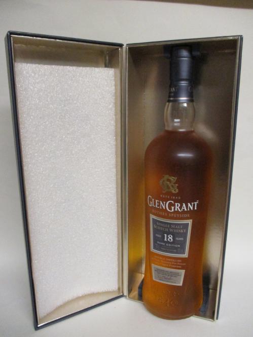 Glen Grant 18 Jahre Rare Edition