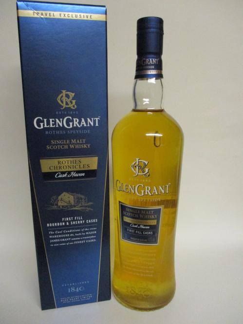 Glen Grant Cask Haven