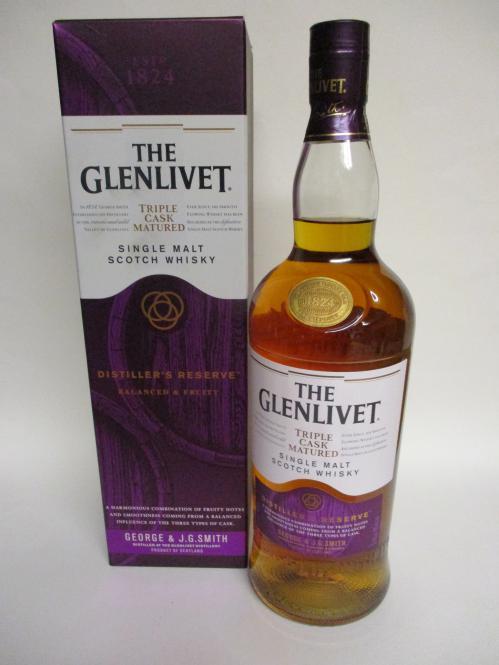 Glenlivet Triple Cask Distiller's Reserve