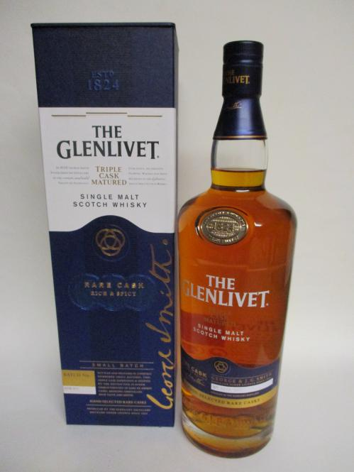 Glenlivet Triple Rare Cask Batch 9378011