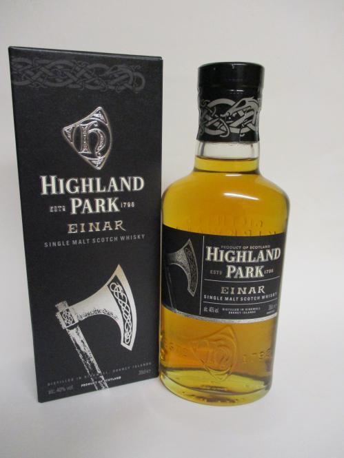 Highland Park Einar 0,35 L