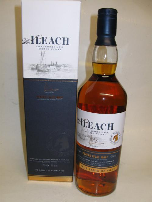 Ileach Peated Single Islay Malt
