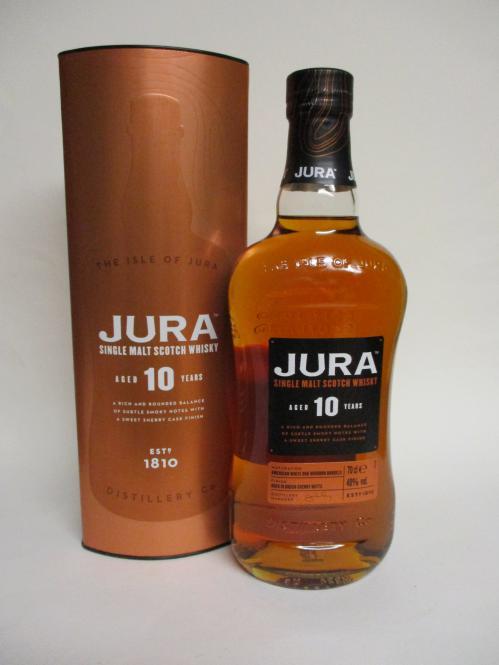 Isle of Jura 10 Jahre