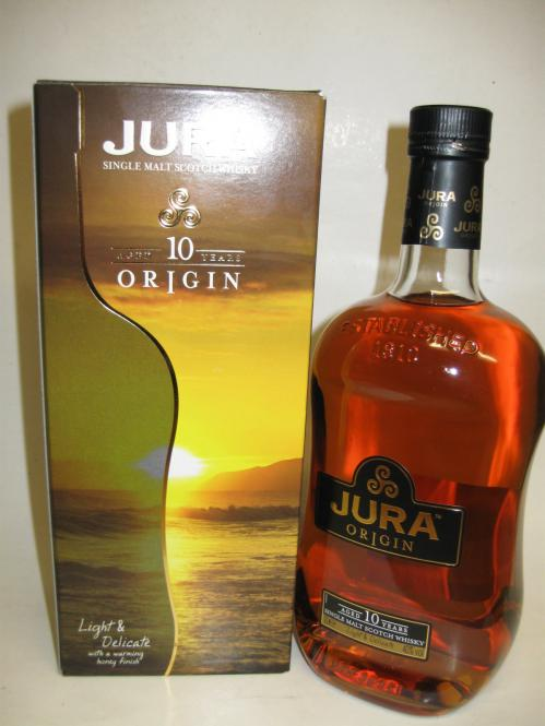 Isle of Jura 10 Jahre Ein Liter