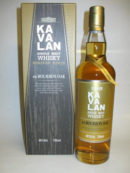 Kavalan Ex Bourbon