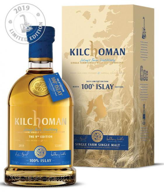Kilchoman 100% Islay 9.Edition