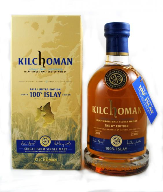 Kilchoman 100% Islay 8.Edition
