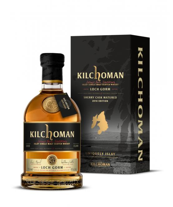 Kilchoman Loch Gorm 2018