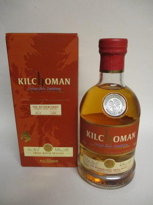 Kilchoman The Netherlands Small Batch No.2