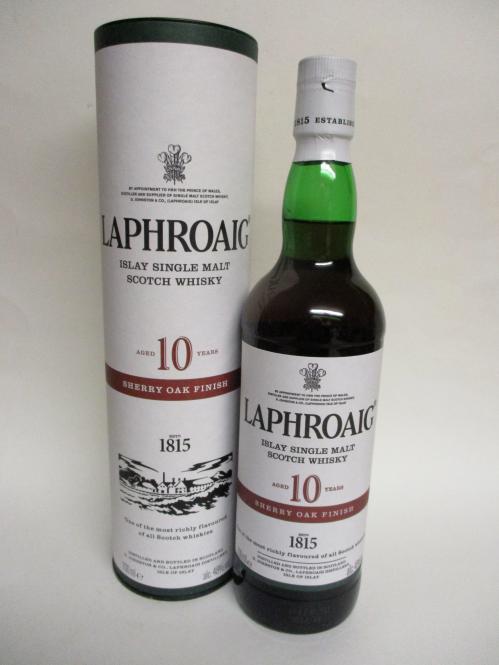 Laphroaig 10 Jahre Sherry Oak