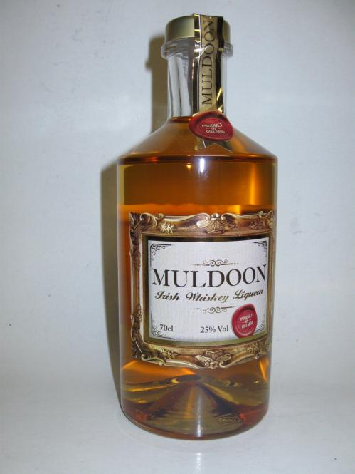 Muldoon Irish Whiskey Liqueur