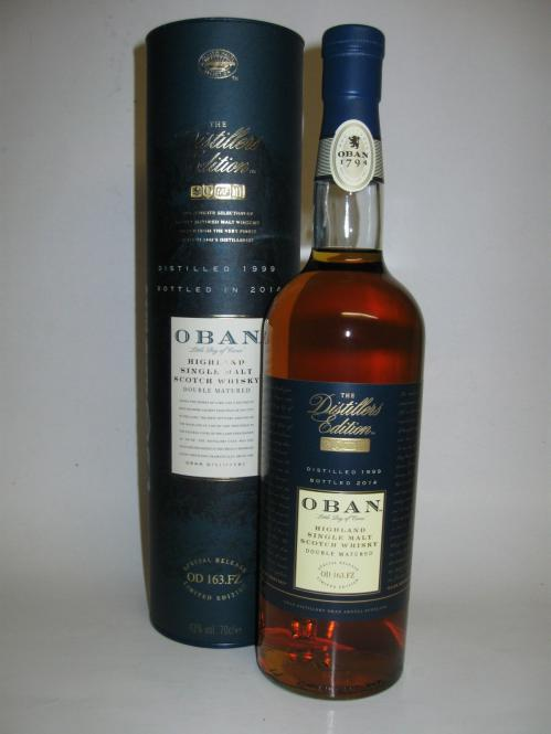 Oban Distillers Edition 1999-2014