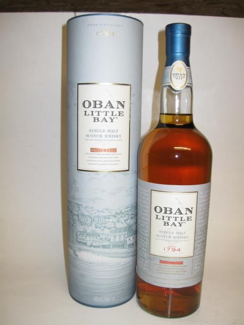 Oban Little Bay Liter