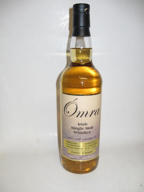 Omra Single Cask 2001