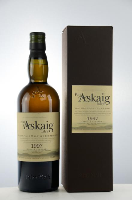 Port Askaig 1997 Cask Strength Sherrybutt