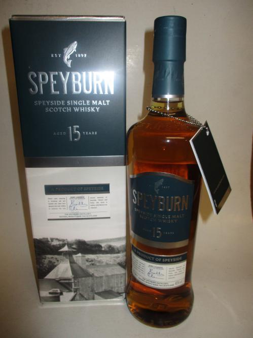 Speyburn 15 Jahre