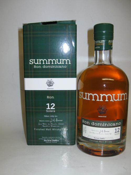 Summum Rum 12 Jahre Whisky Finish