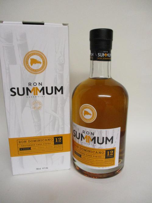 Summum Rum 12 Jahre Sauternes Finish