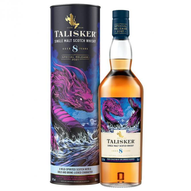 Talisker 8 Jahre Special Release 2021