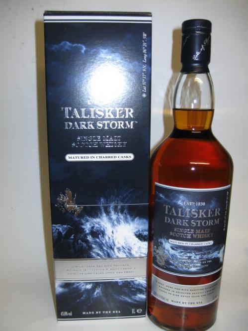 Talisker Dark Storm Liter