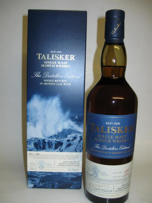 Talisker Distillers Edition 2015