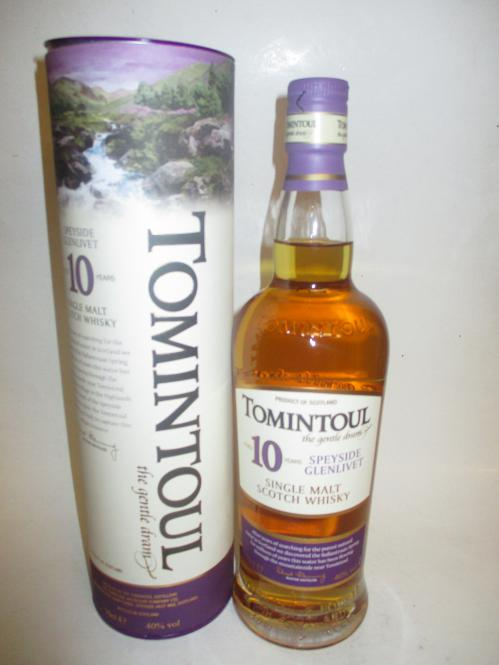 Tomintoul 10 Jahre