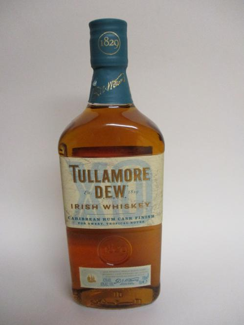Tullamore Dew XO Rum Cask Finish