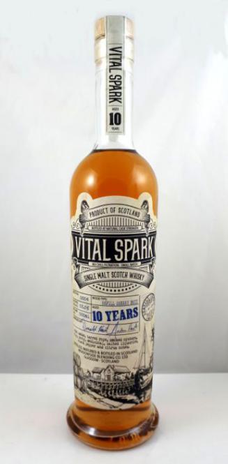Vital Spark Heavily Peated Sherry Butt