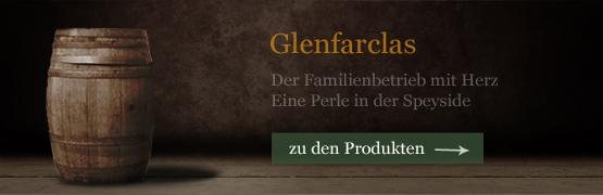 Banner Glenfarclas